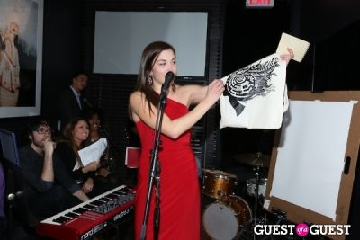 sara beth-stephenson in Pop-Up Art Event Art Auction Benefiting Mere Mist International
