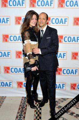 michael holman in COAF 12th Annual Holiday Gala