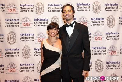 juan matiz in Italy America CC 125th Anniversary Gala
