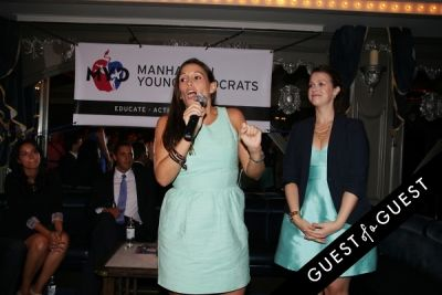 sara valenzuela in Manhattan Young Democrats: Young Gets it Done