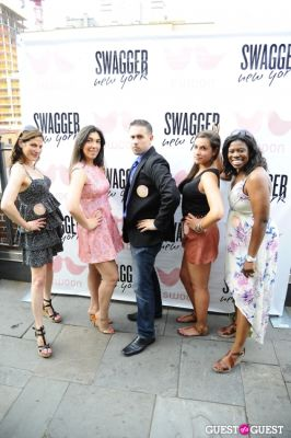 laura mignott in Swoon x Swagger Present 'Bachelor & Girl of Summer' Party