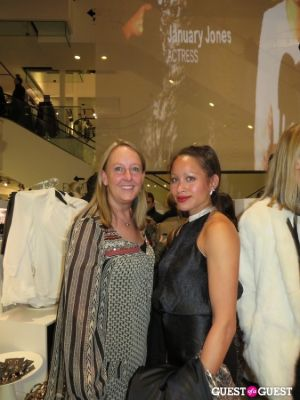 mary pickford in H&M x Isabel Marant Launch Party