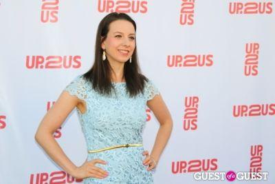 sarah hughes in Up2Us Gala 2013