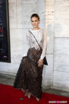 sarah jessica-parker in New York City Ballet Spring Gala 2011