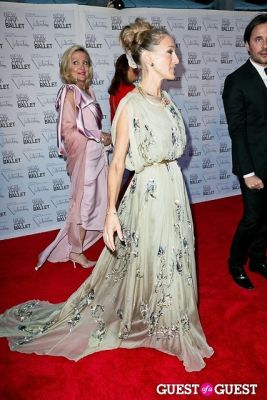 sarah jessica-parker in New York City Ballet Fall Gala Celebrates Valentino