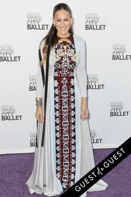 sarah jessica-parker in NYC Ballet Fall Gala 2014