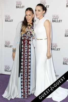 cindy chow in NYC Ballet Fall Gala 2014
