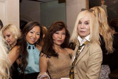 jeanine jeo-hi-kim in Fashion 4 Development And Assouline Host Fashion's Night Out 2012
