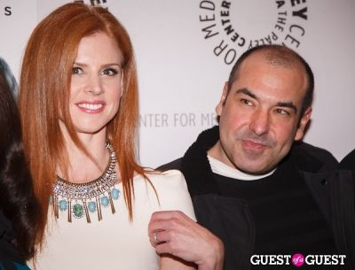 sarah rafferty in The Paley Center for Media Presents A