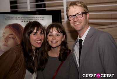 sarah ramos in FIJI and The Peggy Siegal Company Presents Ginger & Rosa Screening