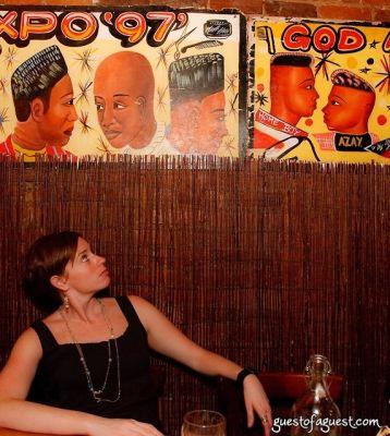 sarah simmons in Goods 4 Good Innovators Dinner