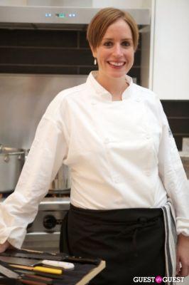 sarah simmons in Ralph Lauren Big Pony Fragrance Collection Tastemakers Dinner