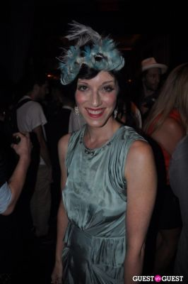 sarah sophie-flicker in Karen Elson Paper Magazine Party