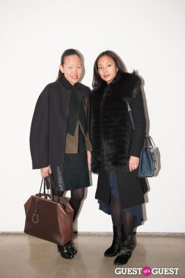 soo bae in NYC Fashion Week FW 14 Street Style Day 6