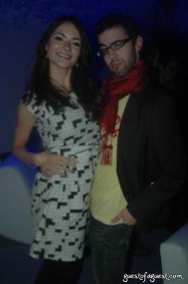 sarah tressler in Blackbook Party for Steve Lewis