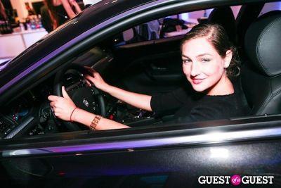 sarah unger in Maserati of Manhattan & Gotham Magazine's Experience:Italy Event