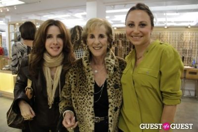 norma price in LAFW 2011: Jane Basch Trunk Show