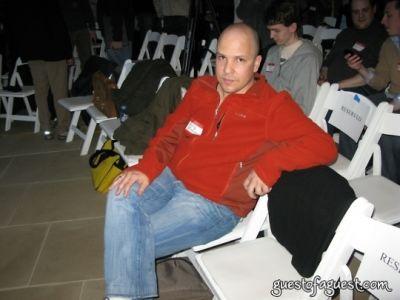 sarig reichert in NY Tech Meetup