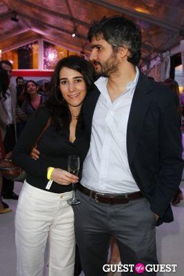 saritza mendelsohn in Christie's Invite You to: The Bear Party