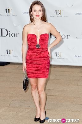 sasha cohen in American Ballet Theatre's Spring Gala