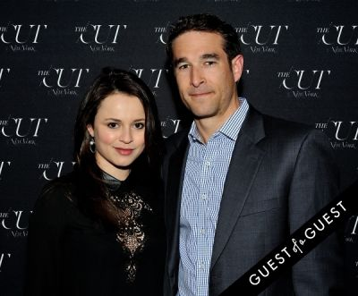 sasha cohen in The Cut - New York Magazine Fashion Week Party