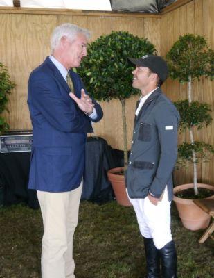 scot evans in 37th Annual Hampton Classic