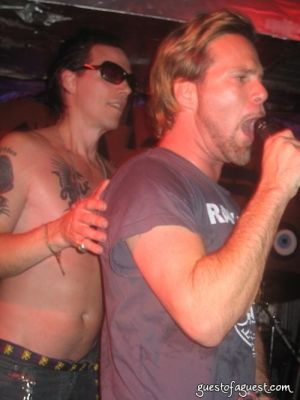 scott lipps in A Night Of AC/DC With MARS