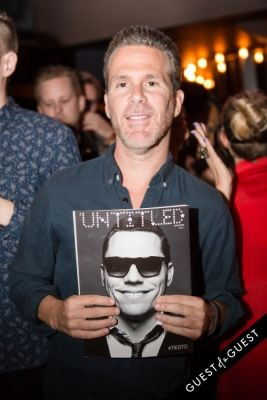 scott lipps in The Untitled Magazine Legendary Issue Launch Party