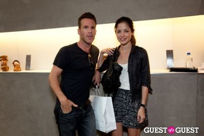 scott lipps in The Ash Flagship NYC Store Event