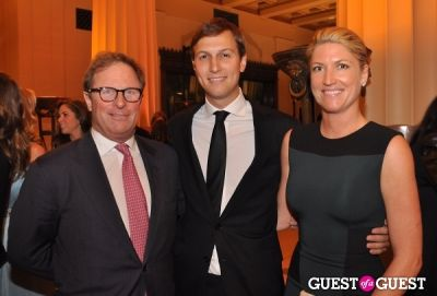 jared kushner in American Museum of Natural History's 2013 Museum Dance