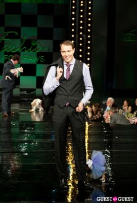 scott thuman in Fashion for Paws 2013