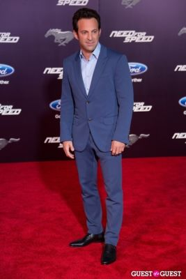 scott waugh in U.S. Premiere Of Dreamworks Pictures