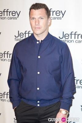 sean avery in Jeffrey Fashion Cares 10th Anniversary Fundraiser