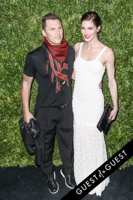 sean avery in Chanel's Tribeca Film Festival Artists Dinner