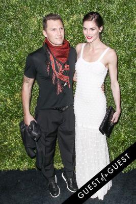 hilary rhoda in Chanel's Tribeca Film Festival Artists Dinner