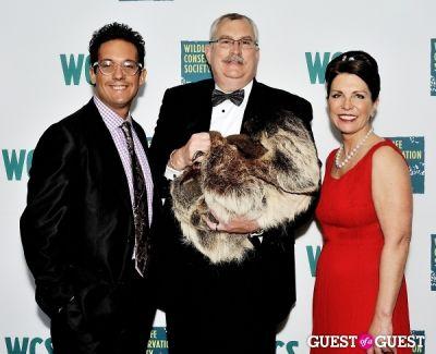 sean bruns in Wildlife Conservation Society Gala 2013