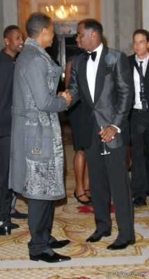 sean combs in Diddy 40th Birthday