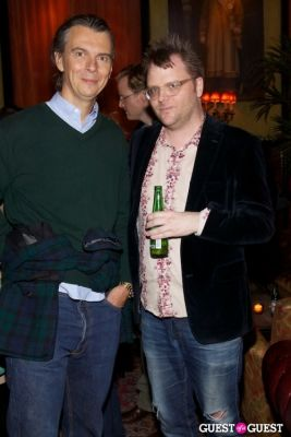 sean macpherson in 2012 NYC Innovators Guest List Party Sponsored by Heineken