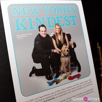 sean patrick-m.-hillman in New York's Kindest Dinner Awards
