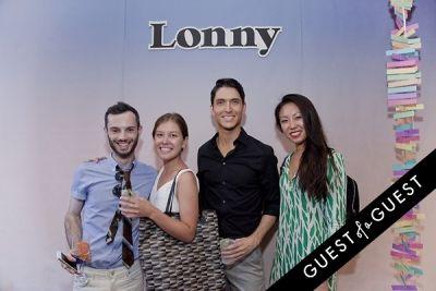 sue jin-lee in Thom Filicia Celebrates the Lonny Magazine Relaunch