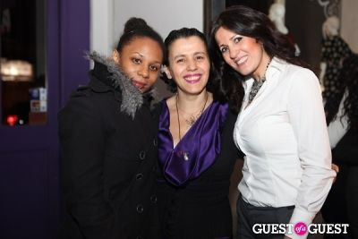"selima salaun in ""Sun-n-Sno"" Holiday Party Hosted By V&M (Vintage and Modern) and Selima Salaun"