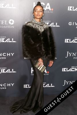 selita ebanks in Keep a Child Alive 11th Annual Black Ball