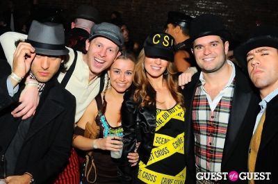 sergio ponce-de-leon in The Gangs of New York Halloween Party