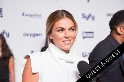 serinda swan in NBCUniversal Cable Entertainment Upfront