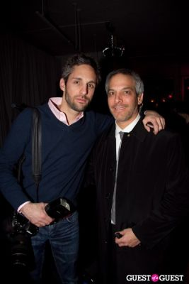 seth browarnik in Charlotte Ronson Fall 2011 Afterparty