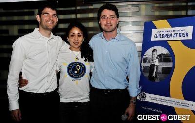seth kessler in Ping Pong Fundraiser for Tennis Co-Existence Programs in Israel