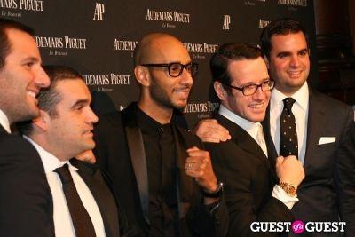 swizz beatz in Audemars Piguet Royal Oak 40 Years New York City Exhibition Gala
