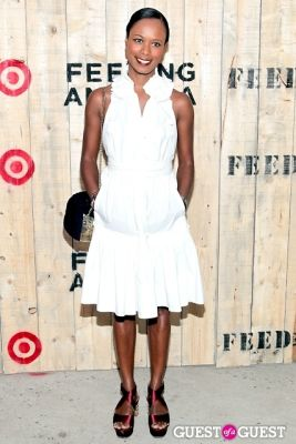 shala monroque in FEED USA + Target VIP