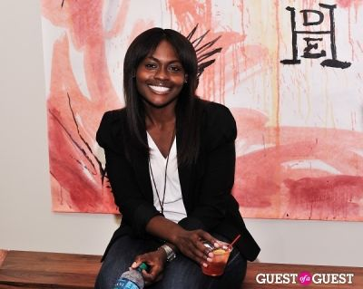 shamara rochester in Ed Hardy:Tattoo The World documentary release party
