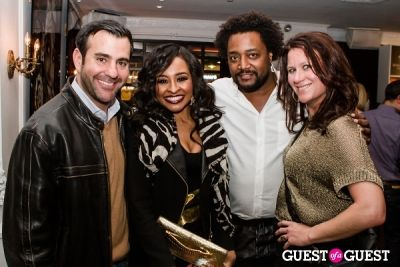 janell snowden in Magnifico Giornata's Infused Essence Collection Launch